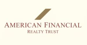 American Financial Realty Trust