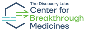 Logo for The Discovery Labs Center for Breakthrough Medicines